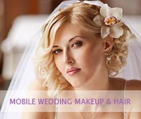 Expert Contouring By Wedding Makeup Artist Draws Attention To The Bride S Best Features